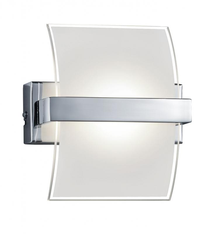 serie 2247 led wandlamp trio leuchten 227410106. Black Bedroom Furniture Sets. Home Design Ideas
