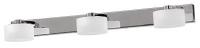 INDRA 3L LED DESIGN BADKAMER WANDLAMP 4035/R3