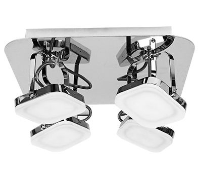 UMA LED Badkamer Plafondlamp 4103/P4 - Ceiling Lamps Ceiling Lamps ...