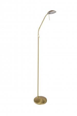 Tamara klassieke vloerlamp messing by steinhauer 7530me steinhauer vloerlampen - Klassieke vloerlamp ...