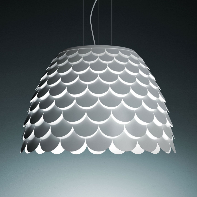 CARMEN by Fontana Arte 4135BI - Outlet Pendant lamps | MyLamp