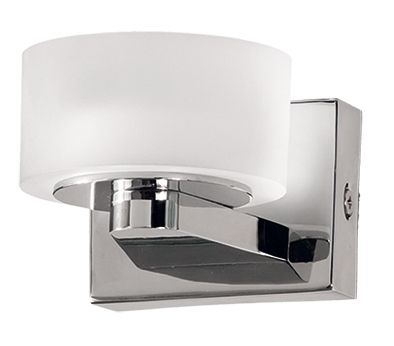 INDRA 1L LED DESIGN BADKAMER WANDLAMP 4035/1 - Wandlampen Wandlampen ...