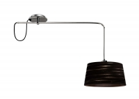 MAGMA pendant lamp with black shade by LaCreu 00-0264-21-82 + PAN-163-05