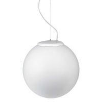 CISNE hanglamp wit by Leds-C4 Outdoor 00-9156-14-M1