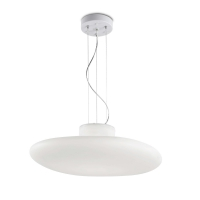 KAP hanglamp wit by LEDS-C4 Outdoor 00-9669-14-M1