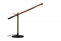 WOODSTOCK Led desk lamp by Lucide 03605/05/72