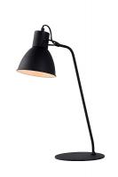 SHADI bureaulamp zwart by Lucide 03617/01/30