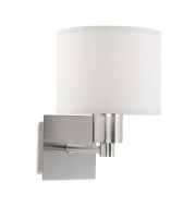 LYON wall lamp with white shade by LaCreu 05-1567-81-82 + PAN-175-14