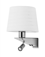 GLOSS wall lamp by LaCreu 05-2756-81-21 + PAN-219-14