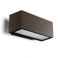 AFRODITA PLC Small Outdoor BROWN by Leds c4 05-9230-J6-37