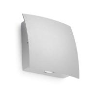 SURF wandlamp grijs by Leds-C4 Outdoor 05-9484-34-CL