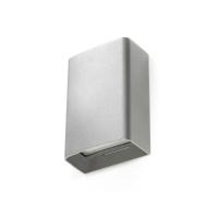 CLOUS wandlamp grijs by Leds-C4 Outdoor 05-9679-34-B8