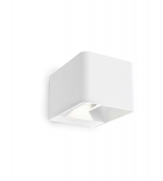 WILSON wandlamp wit by Leds-C4 Outdoor 05-9683-14-CLV1