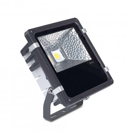 proy spot zwart by leds c4 outdoor 05 9739 05 37 leds c4 outdoor led lampen mylamp. Black Bedroom Furniture Sets. Home Design Ideas