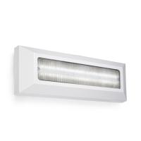 KOSSEL wandlamp grijs by Leds-C4 Outdoor 05-9779-34-CMV2