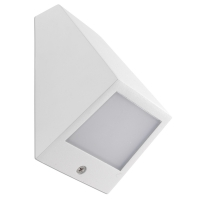ANGLE wandlamp wit by Leds-C4 Outdoor 05-9836-14-CL