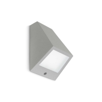 ANGLE wandlamp grijs by Leds-C4 Outdoor 05-9836-34-CL