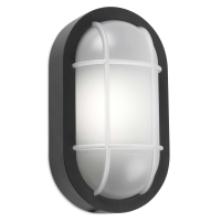 TURTLED wandlamp wit by Leds-C4 Outdoor 05-9838-14-CLV1
