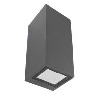 AFRODITA wandlamp antraciet by Leds-C4 OUTDOOR 05-9919-Z5-37