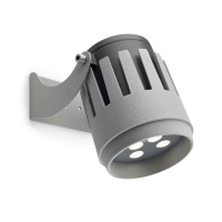 POWELL spot grijs by Leds-C4 OUTDOOR 05-9924-34-CL