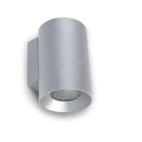COSMOS wandlamp grijs by Leds-C4 OUTDOOR 05-9955-34-CL