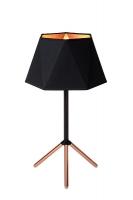 ALEGRO tafellamp zwart by Lucide 06517/01/30