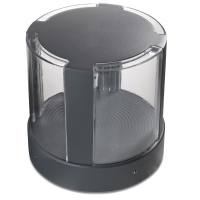 COMPACT lantaarn antraciet by Leds-C4 Outdoor 10-9847-Z5-CL