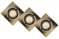 FOCUS square LED recessed spot by Lucide 11002/15/03