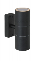 ARNE LED wandlamp zwart by Lucide 14867/11/30