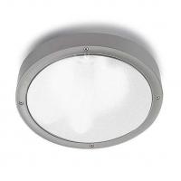 BASIC plafondlamp grijs by Leds-C4 OUTDOOR 15-9491-34-CM