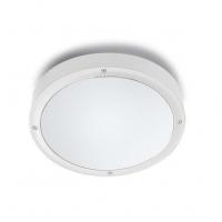 BASIC plafondlamp wit by Leds-C4 OUTDOOR 15-9835-14-CM