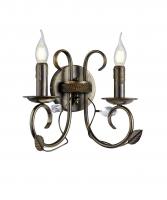 CLASSY Wand lamp Roestkleur antiek by Trio Leuchten 210500228