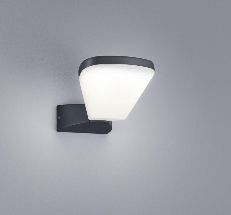 volturno led wandlamp trio leuchten 221360142 wandlampen led wandlampen mylamp. Black Bedroom Furniture Sets. Home Design Ideas