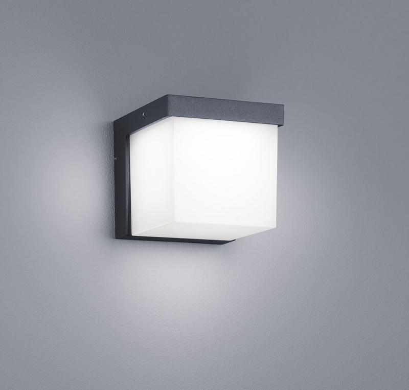 yangtze led wandlamp trio leuchten 228260142 wandlampen. Black Bedroom Furniture Sets. Home Design Ideas