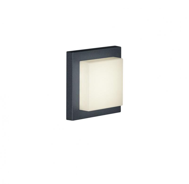 hondo led wandlamp trio leuchten 228960142 wandlampen. Black Bedroom Furniture Sets. Home Design Ideas