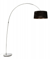 MAGMA floor lamp with white shade by LaCreu 25-0467-21-82 + PAN-164-14