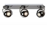 MINI-COMET LED spot zwart chroom by Lucide 26950/15/09