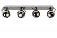MINI-COMET LED spot zwart chroom by Lucide 26950/20/09