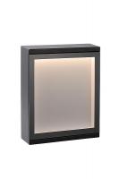 CADRA wandlamp zwart by Lucide 27879/06/30