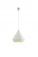 HOUSTON Hanglamp Wit mat by Trio Leuchten 300300131
