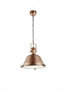 YORK Hanglamp Antiek koper by Trio Leuchten 301200162