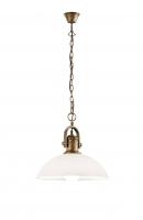 MONTENDER Hanglamp Antiek koper by Trio Leuchten 301900162