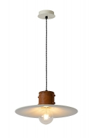 ROMER hanglamp beige by Lucide 30375/40/38