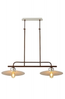 ROMER hanglamp beige by Lucide 30376/02/38