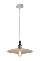 ROMER hanglamp beige by Lucide 30376/40/38