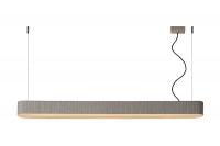 LINJY hanglamp grijs by Lucide 30479/16/36