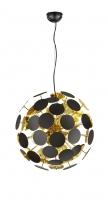 DISCALGO Hanglamp Mat zwart by Trio Leuchten 309900632