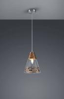 WINDSOR Hanglamp Nikkel mat by Trio Leuchten 315490162