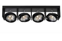 ZETT LED spot zwart by Lucide 31988/48/30