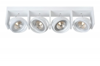 ZETT LED spot wit by Lucide 31988/48/31